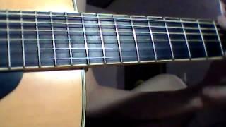 Gạt đi nước mắt - no phước thịnh ( guitar cover )