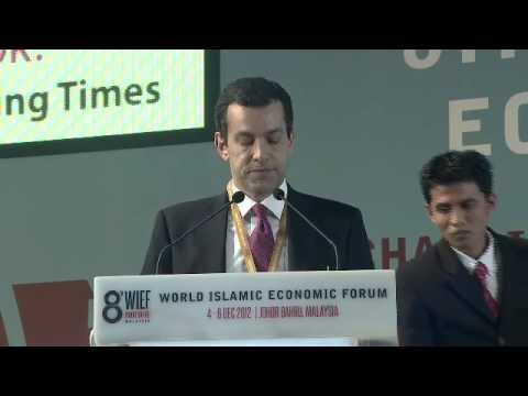 8th WIEF Day 1 Session: Global Economic Outlook World In Flux