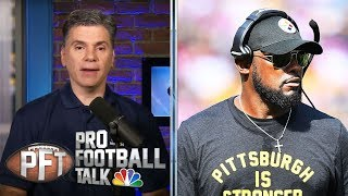 PFT Top 30 Storylines: How will Steelers respond after dramatic 2018 season? | NBC Sports