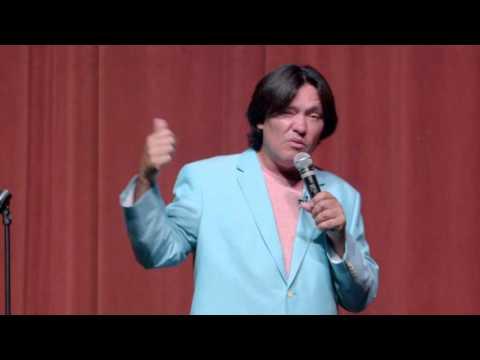 """Marc My Words"" – Native American Comedian Marc Yaffee"