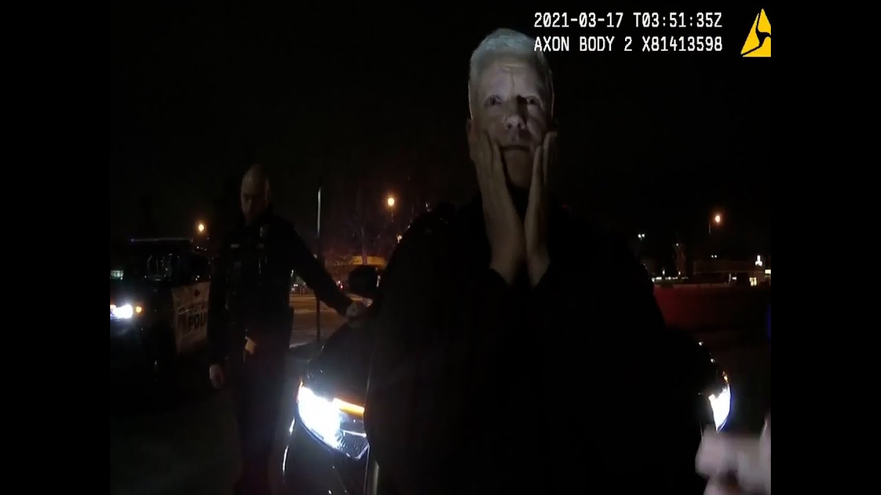 Off Duty Police Officer Busted for Alleged Drunk Driving!!!