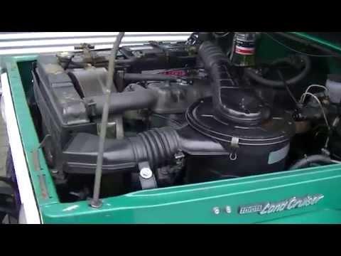 Toyota Land Cruiser HJ45 Diesel nice restored 1980 - www.ERclassics.com