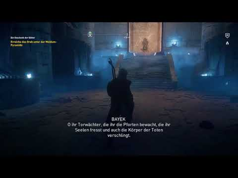 Assassin's Creed® Origins Sundial Riddle  Sonnenuhr Rätsel  Ein Geschenk der Götter
