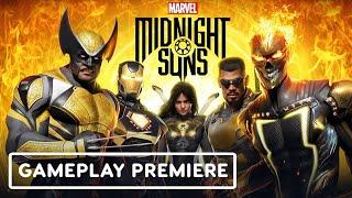 Marvel's Midnight Suns Gameplay Premiere Live Stream