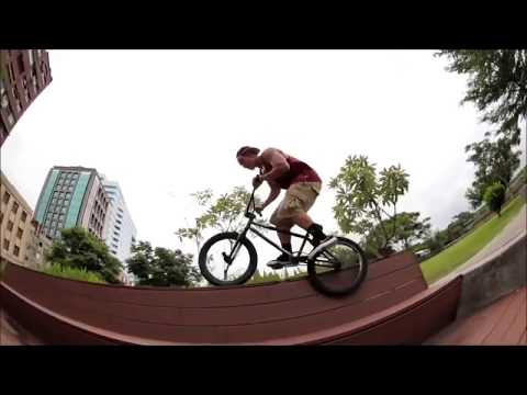 best BMX tricks of 2012