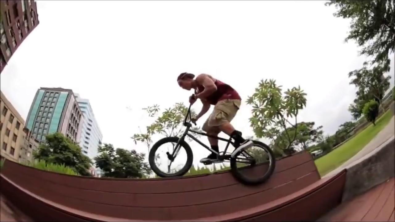 best BMX tricks of 2012