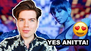 Baixar REACTION: MATHEUS & KAUAN, ANITTA - AO VIVO E A CORES FT. ANITTA