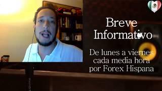 Breve Informativo - Noticias Forex del 11 de Octubre del 2017