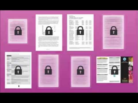 Secure Printing Protects Your Documents and Content, QDoxs