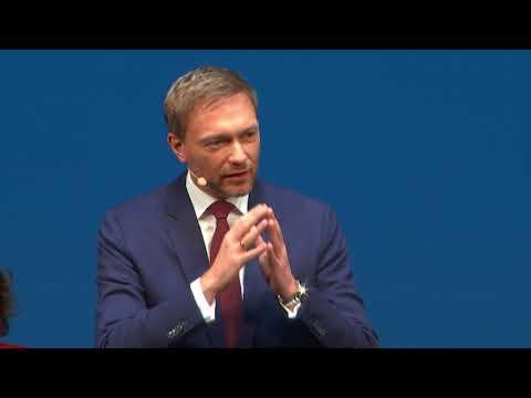 Rede von Christian Lindner beim Dreikönigstreffen der Freien Demokraten 2018
