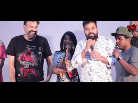 Yuvan shankar Raja Introduced Premgiamaren as music director of #Party .