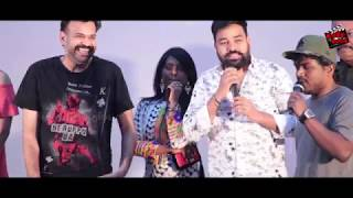 Yuvan shankar Raja Introduced Premgiamaren as music director of #Party .