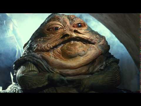 Jabba The Hutt song (clip)- Tony Thaxton