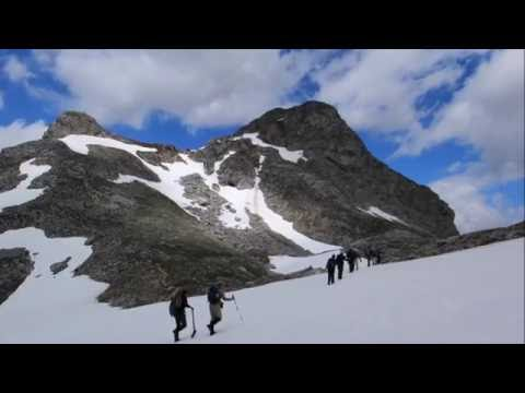 Trekking in the Picos de Europa, Spain