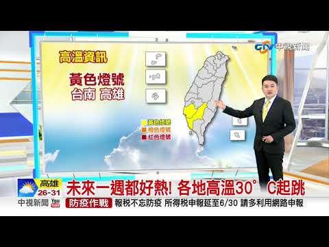 中視氣象臺 - YouTube