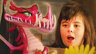 We Surprised These Kids With Their Dream Dragons // Presented by How to Train Your Dragon