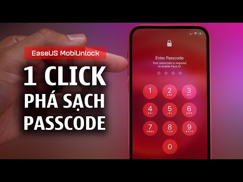 cách hack mật khẩu facebook đơn giản nhất - 1 click PHÁ SẠCH MẬT KHẨU iPhone | bypass all iPhone passcode