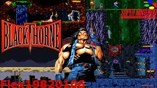 Blackthorne - SNES: Blackthorne (rus) no death longplay [47] - User video