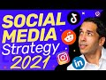 Social Media Strategy: A Winning Template for 2021