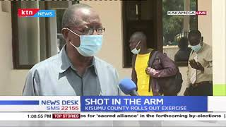 Shot InThe Arm: Busia county rolls out Covid-19 vaccination exercise