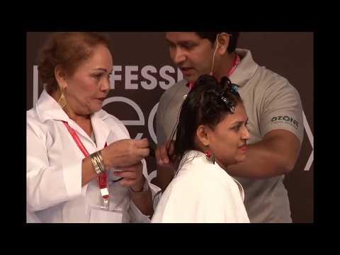 Demo of Ozone - Novex by hair expert Amelia Alves