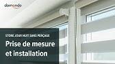 Comment Poser Un Store Enrouleur Sur Fenêtre Avec Aération Pose