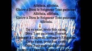 Alléluia (Agnus Dei) en Français - Agnus Dei Michael W. Smith in French