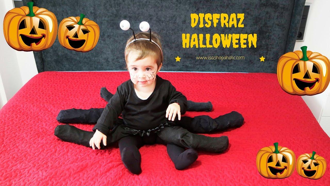 Diy Disfraz De Bebé Para Halloween Youtube