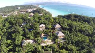 Diniview Villa Resort - Diniwid Beach, Boracay Island, Philippines