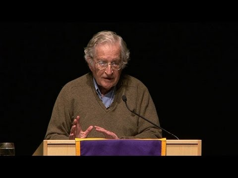 Noam Chomsky on Dilemmas in Humanitarian Intervention