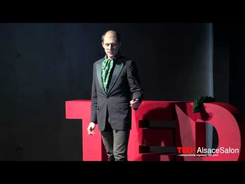 Les chemins de la confiance | Jacques Auberger | TEDxAlsaceSalon