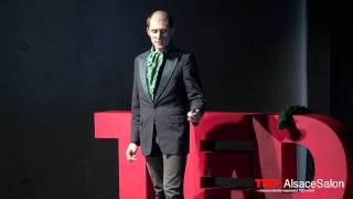 Les chemins de la confiance   Jacques Auberger   TEDxAlsaceSalon