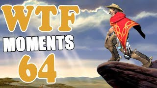 Overwatch WTF Moments Ep.64