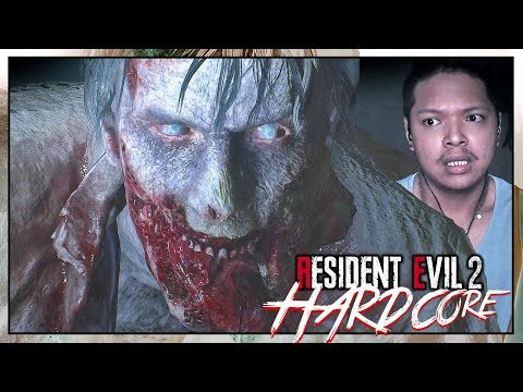 download MERAPAT DUDE! RESIDENT EVIL 2 REMAKE HARDCORE MODE #1