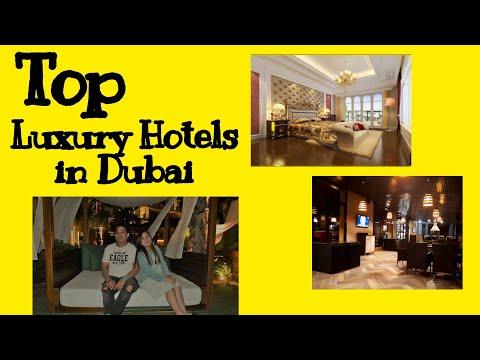TOP FAMOUS LUXURY HOTELS IN DUBAI || DUBAI AMAZING PLACE #DUBAIHOTELS #LUXURYHOTELS