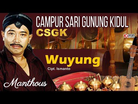 Wuyung - Manthous