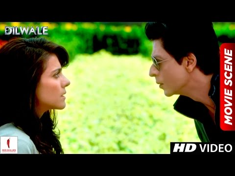Kaali & Meera's Eternal Love | Dilwale Scenes | Shah Rukh Khan, Kajol | A Rohit Shetty Film