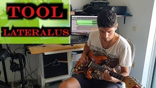 Tool - Lateralus Guitar Cover