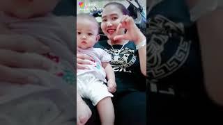 BABY Alsy mabuk kamera