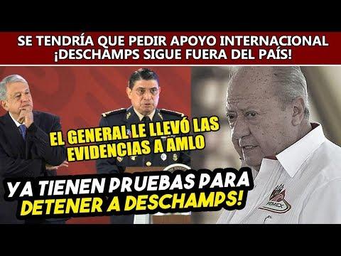 Encuentran evidencias para detener a Romero Deschamps, le ll