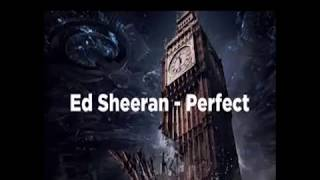 Ed Sheeran Perfect Mp3 Download