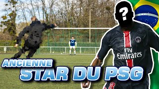 ON AFFRONTE UN ANCIEN BRESILIEN DU PSG ! (Brésil Football Challenge)