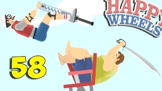 Happy Wheels 58 - БАБКА ПИРАТ!!
