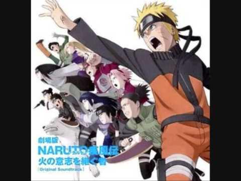 Naruto Shippuden Movie 3 OST-8. Howl