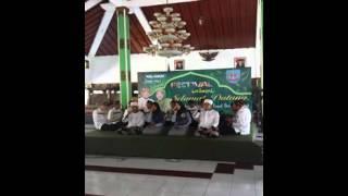 Hubbun nabi yalal wathon festival bupati juara 2