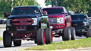 Daytona Truck Meet 2021 Pre Truck Show |  Daytona International Speedway