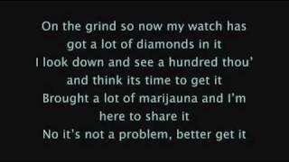 Ke$ha ft. Lil Wayne, Wiz Khalifa, T.I. & Andre 3000 - Sleazy Remix 2.0 (Lyrics) [New/2011/CDQ]
