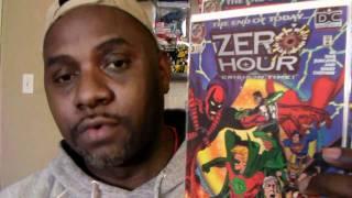 """Comic Book Reviews #1 (Ep. #1 Season #1 - """"Zero Hour: Crisis in Time"""" - 1994)"""