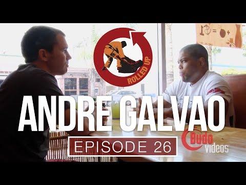 Rolled Up Episode 26 - Jiu-jitsu Missionary: Andre Galvao