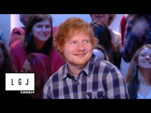 Ed Sheeran, L'interview - Le Grand Journal